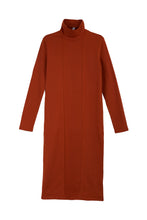 Load image into Gallery viewer, The Claire dress - Brick red