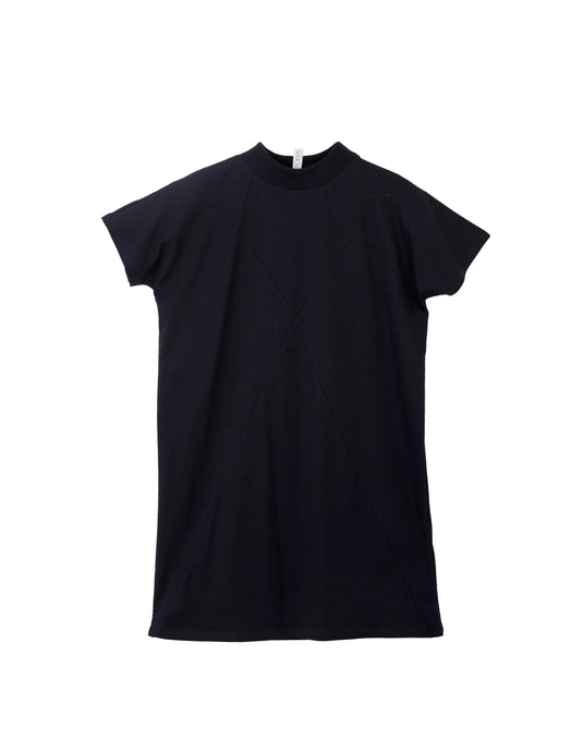 The Clara t-shirt dress - Dark blue