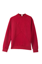 Load image into Gallery viewer, The Nor sweater - Dark red