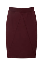 Load image into Gallery viewer, The Tova skirt - Wine