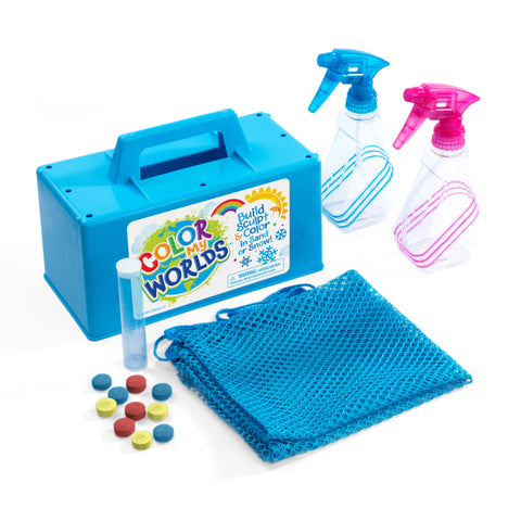 Color My Worlds Sand And Snow Coloring Kit