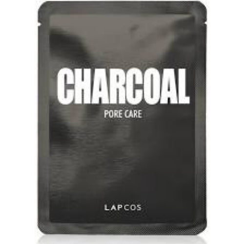Lapcos Face Mask, Charcoal Pore Care