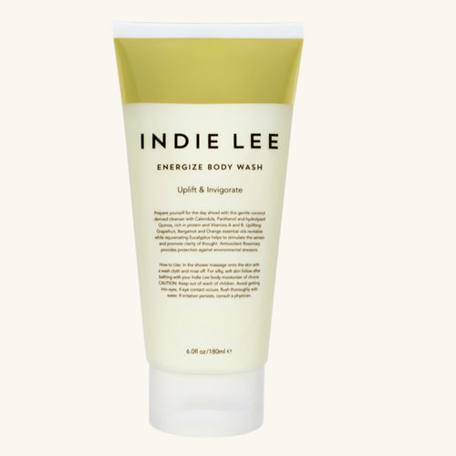 Indie Lee - Energize Body Wash - 180ml
