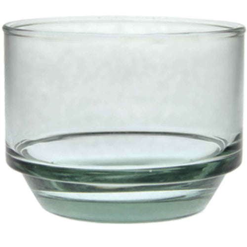 Be Home Recycled Glass Stacking Tumbler Small