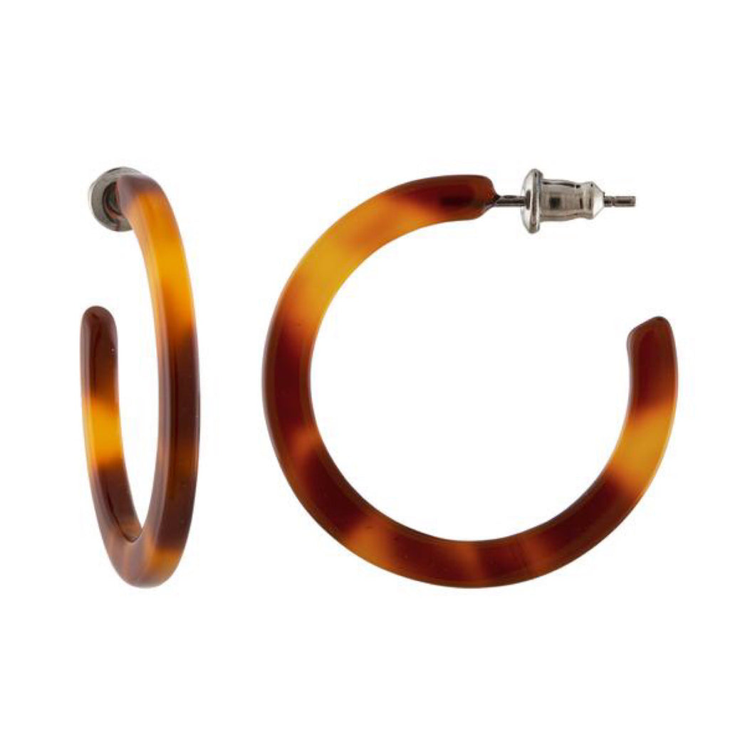 Machete Mini Hoops Amber