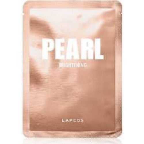 Lapcos Face Mask, Pearl Brightening