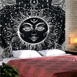 COSMIC SUN TAROT TAPESTRY-Tapestry-THE TAPESTRY STORE