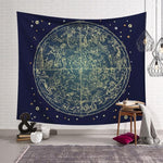 'PLANET ASTROLOGY' STARSIGN TAPESTRY-Tapestry-THE TAPESTRY STORE