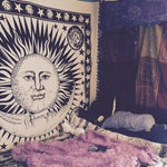 TAROT SUN AND MOON TAPESTRY-Tapestry-THE TAPESTRY STORE
