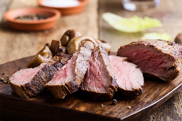 Smoked Beef Tenderloin recipe