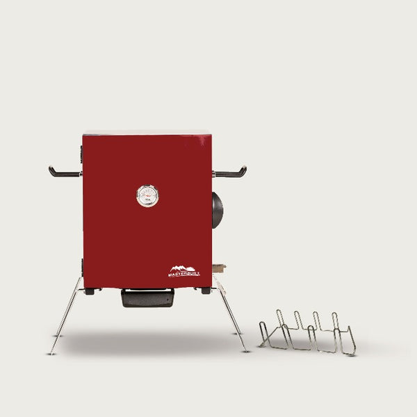 Portable Electric Smoker -- Red Door (Certified Refurbished)
