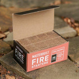 Scroll to product image Block of 8 fire starters inside the box