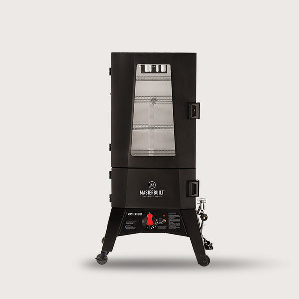 MPS 340|G ThermoTemp XL Propane Smoker - Adventure Series