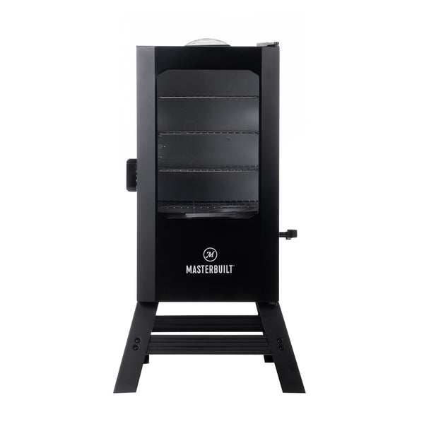 30 inch digital electric smoker with window in the door