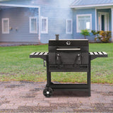 Masterbuilt 30-inch Charcoal Grill in Black
