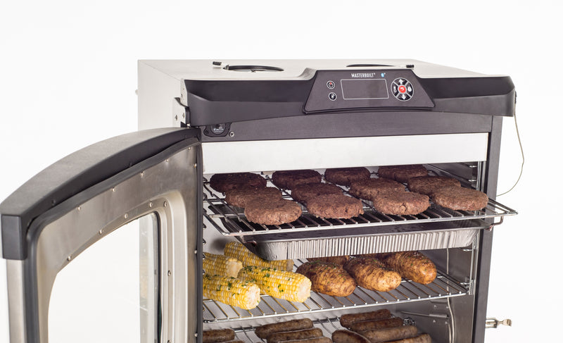 "30"" V-notch rack with disposable tray"