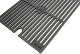 Scroll to product image The sear side of the grate has a flat grid