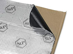 STP ISILVER  SOUND DEADENING 750X500 SHEET