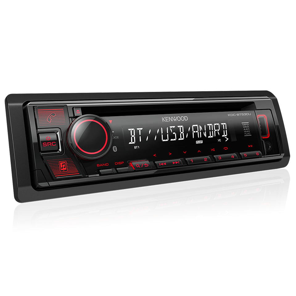 KENWOOD KDC-BT530U Headunit