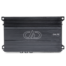 DIGITAL DESIGNS D4.75 4CH AMP