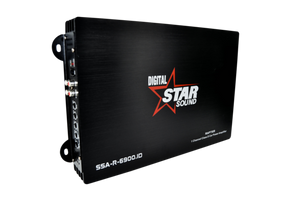 STARSOUND SSA-R-6900.1 MONO-BLOCK AMP