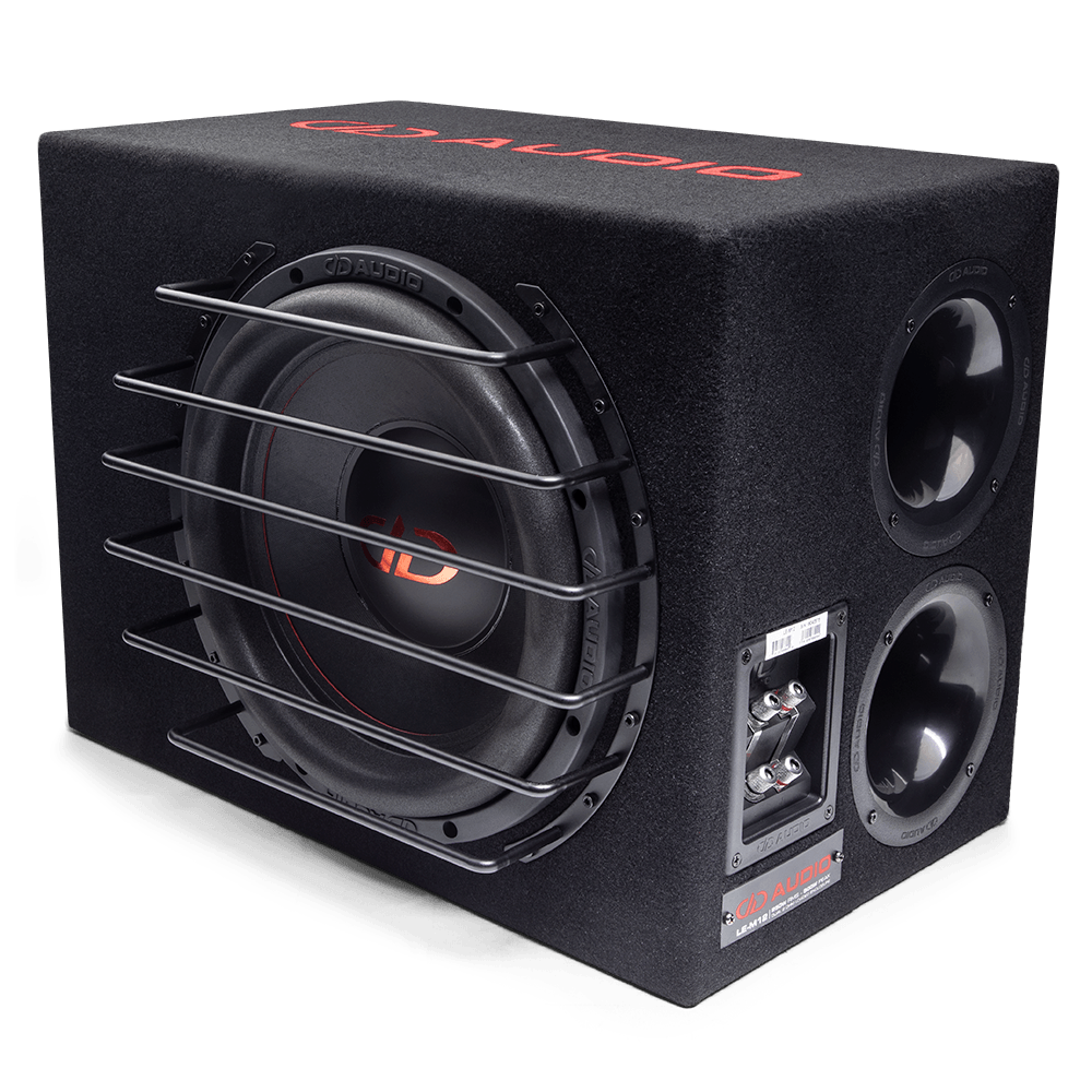 DIGITAL DESIGNS LE-M12D Boxed Sub