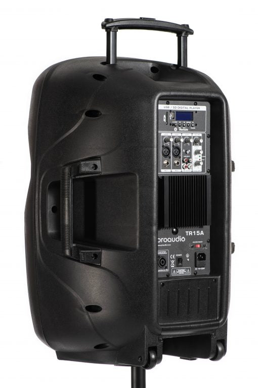 Proaudio TR15 Active Speaker Package