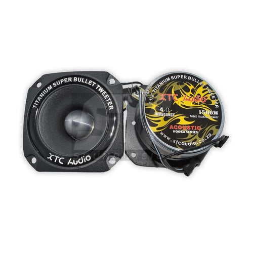 XTC ACOUSTIC SUPER  BULLET TWEETER