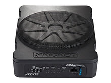 kicker HS10 Hideaway Powered sub 10""