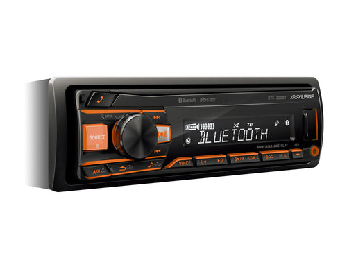 Alpine UTE-200BT Media Player