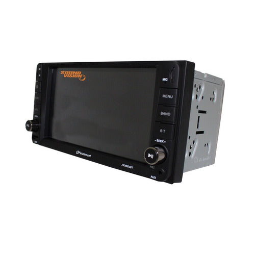 PARAMOUNT ZXN003BT TOYOTA MEDIA PLAYER