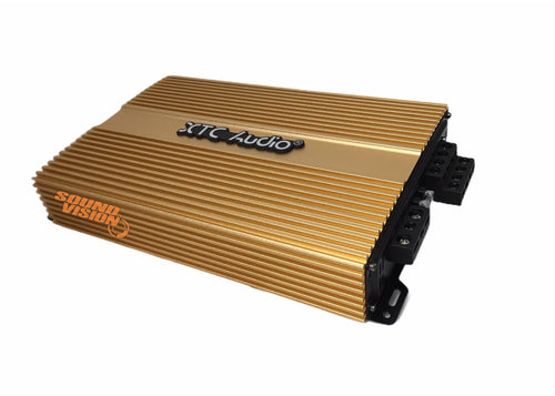 XTC HURRICANE 4CH AMPLIFIER
