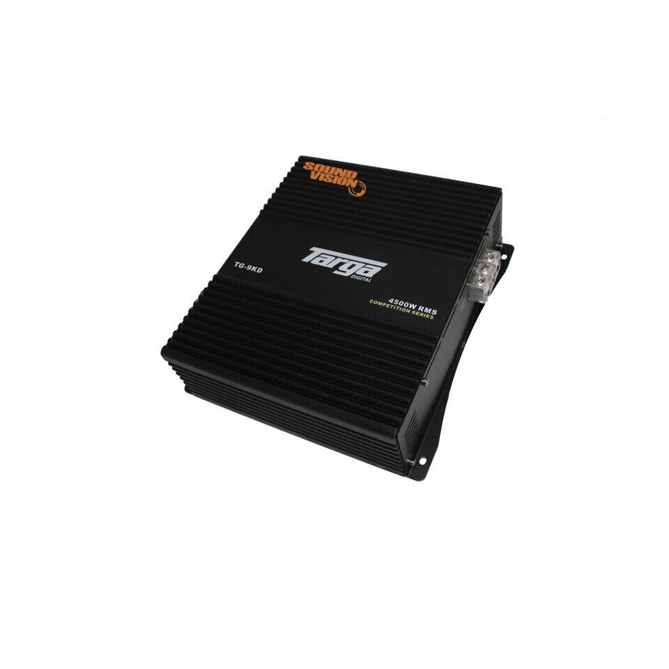 Targa TG-9KD COMPETITION SERIES AMPLIFIER