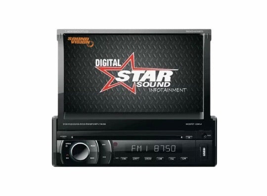 STARSOUND SSDVDI-9250BTG IN-DASH