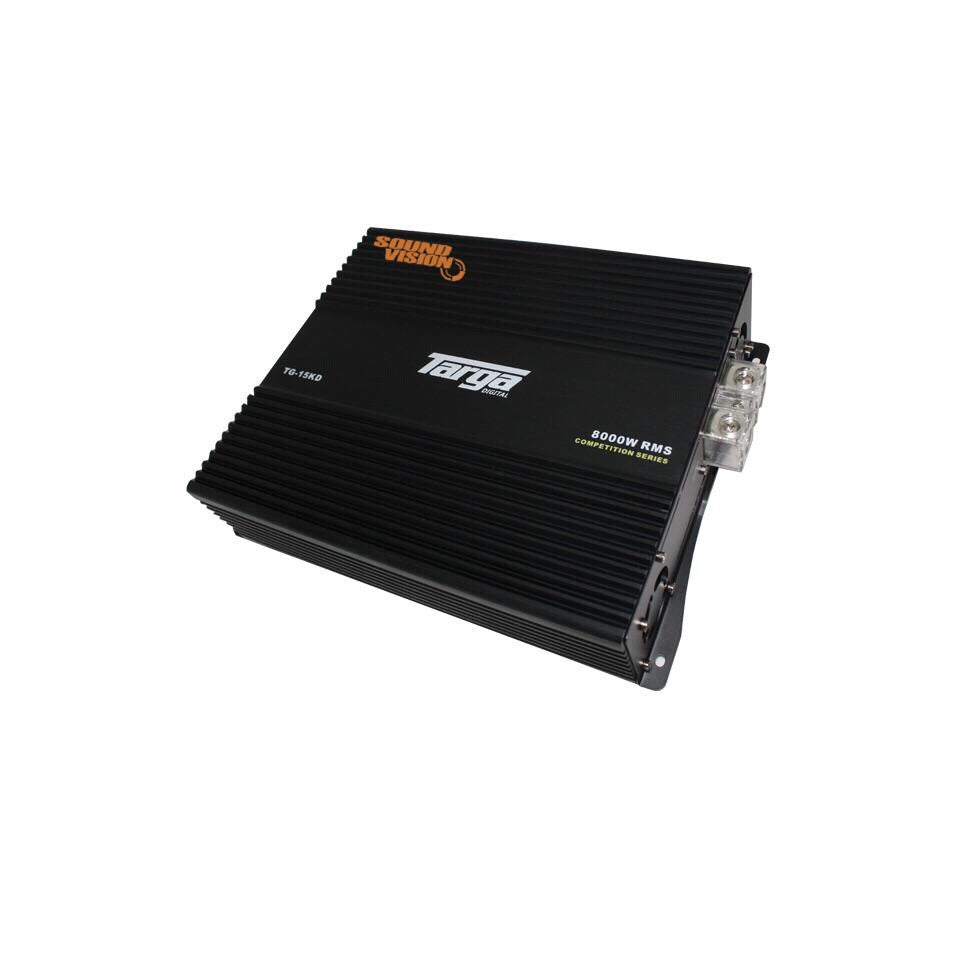 Targa TG-15KD COMPETITION SERIES AMPLIFIER