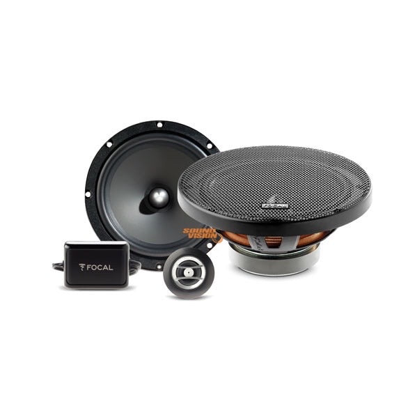 Focal RSE-165 COMPONENTS