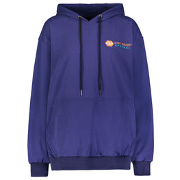 Heated 3 Level Temperature Hoodie With Rechargeable Battery for Men & Women - Navy