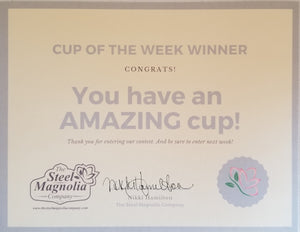 Cup of the Week Winner Bundle