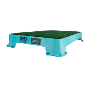 Fenzi Dog Sports Academy Teal Cato Boards