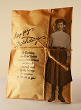 Load image into Gallery viewer, Coffee Birthday Card for Her. Fresh Roasted Coffee.