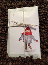 Load image into Gallery viewer, Stocking Stuffers/Party Favors. Set of 6. Fresh Roasted Coffee