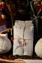 Load image into Gallery viewer, Set of Eight. Nautical Christmas Stocking Stuffers. Fresh Roasted Coffee