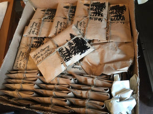 100 Rustic Wedding Favors. Bridal Shower. Engagement Party. Fresh Roasted Coffee