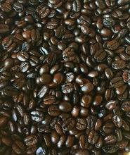 Load image into Gallery viewer, The Mountaineer: 12oz. Freshly Roasted Coffee beans. Dark Roast. Brazilian Coffee