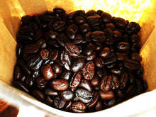Load image into Gallery viewer, Trading Post French Roast: 16oz. Organic. Fresh Roasted. Coffee Honduran. French Roast.