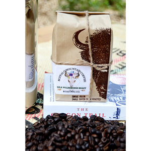 Gila Wilderness Roast: 12oz. Guatemalan Coffee.Fresh Roasted Coffee Beans. Medium Roast