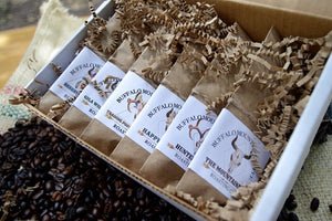 Signature Six Coffee Sampler, Unique Coffee Gifts, Coffee Lover Gift