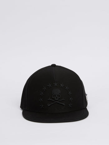 Energy 78 Black Baseball Cap