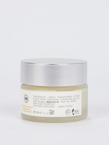 Balancing Day Cream: Camomile with Mullein and Cranberry for Blemished and Combination Skin