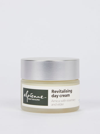 Revitalising Day Cream: Arnica with Rosemary and Elder for Dry and Normal Skin